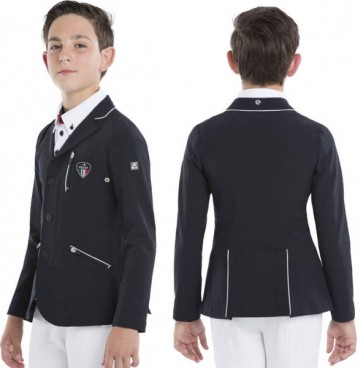 Equiline Fulk Competition jacket for Boys