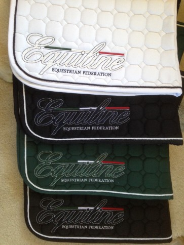 Equiline Goal Octagon Saddle Pad