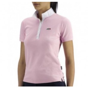 Equiline Laila Competition Tech Polo Top Lady