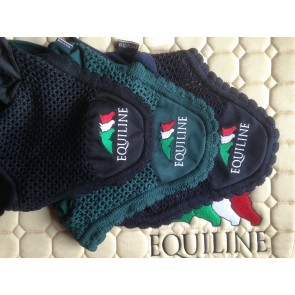 Equiline Ear Nets with Equiline 3 Head Logo