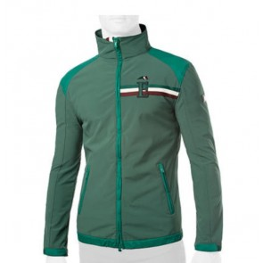 Equiline Man's Soft shell jacket Carmelo