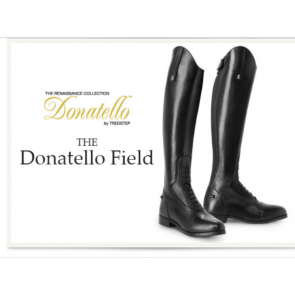 Tredstep Donatello Leather Field Boots