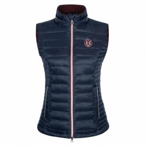 Harcour Gilet Rose for ladies