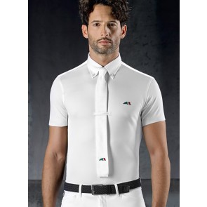 Equiline Carlos X-Fit Competition Polo Shirt for Men