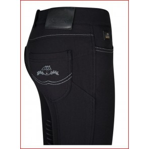 Equiline Ladies Breeche knee grip Nina